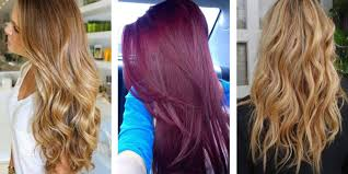 different types of blonde highlights for brown hair u2013 your new