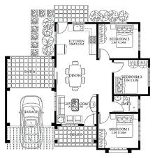 modern house designs and floor plans modern house floor plans single storey contemporary house