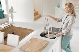touchless kitchen faucets what is a touchless kitchen faucet and how does it work