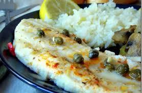 poisson a cuisiner filet de poisson au four ou sole aux légumes sautées le