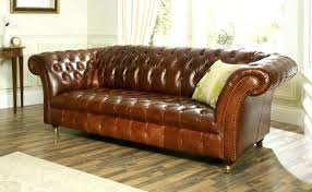 canapé vintage cuir canape vintage cuir marron canape cuir vintage marron capitonne
