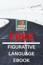 figurative free figurative language ebook organized classroom