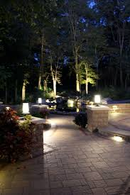 Landscape Lighting Pics by Landscape Lighting For Safety And Beauty By Celtic Landscaping