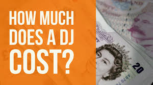 how much does a dj cost the answer