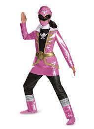 costumes halloween kids party city pink power ranger dino charge classic child halloween costume
