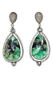 green earrings women s designer jewelry earrings barneys new york