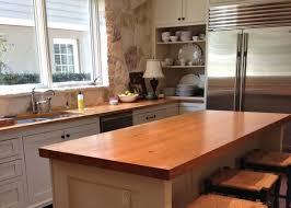 kitchen design acrylic sink stunning oak wooden countertop l
