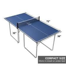 joola midsize table tennis table joola midsize compact table tennis table ping pong small apartment