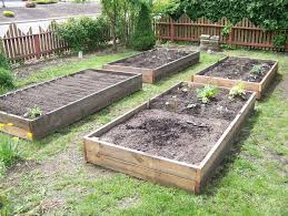 Raised Garden Bed With Bench Seating Raised Garden Beds And More From Reclaimed Wood 8 Steps With