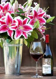 flowers wine flowers and wine monthly stargazer barn