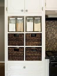 Extra Kitchen Storage Ideas Best 25 Flour Storage Ideas On Pinterest Flour Container Flour