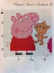 image result peppa pig jumper knitting pattern free download