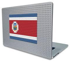 Flag Costa Rica Flag Of Costa Rica Pixel Art U2013 Brik