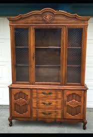 china cabinets hutches crown mark china cabinets china cabinet 2 piece large picture of