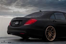 mercedes matte black matte black mercedes benz s550 adv10 track spec cs wheels adv