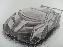 car lamborghini drawing sketch of a lamborghini veneno drawing