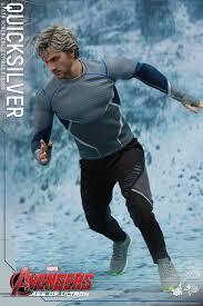 quicksilver film marvel u 1 6 hot toys mms302 marvel avengers quicksilver pietro maximoff
