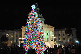 governor u0027s carolighting signals christmas in south carolina