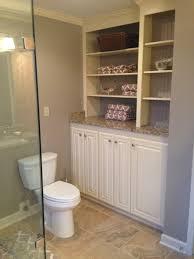 Built In Bathroom Furniture Paula U0027s Master Bathroom Quinta Contractors Llc