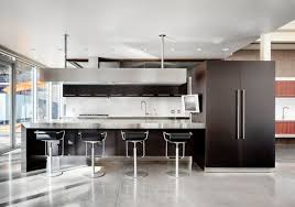 Modern Kitchen With Island Modern Bar Stools Kitchen With Island Indoor Pertaining To Decor 7