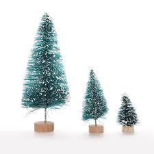 1pcs tree a small pine tree placed in the desktop mini