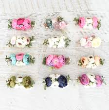 flower crowns baby flower crowns assorted colours arabella
