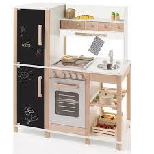 sun 04139 spielküche mit tafel aus holz de spielzeug - Sun Kinderküche