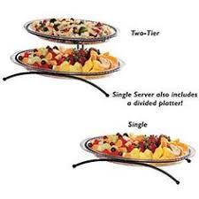 tiered buffet servers lillian vernon holidays sale lillian