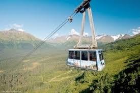 alaska tram rides aerial tram alyeska resort