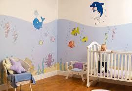 peindre chambre bébé peinture mur inspiration chambre bebe à l intérieur peinture