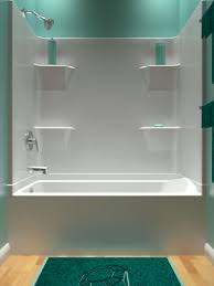 54 bathtub shower combo bath tub sectional remodeler tub and shower within size 960 x 1280