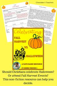 celebrating fall harvest or faith based non fiction