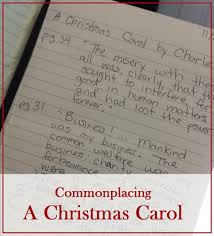quotes christmas reading living and learning at home a christmas carol chapter 1