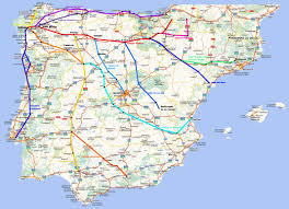Camino De Santiago Map Ludwig U0027s Odyssey April 2017