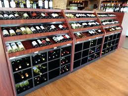 Liquor Display Shelves by Gondola Shelving For Liquor Store Shelves Screws Wine Store