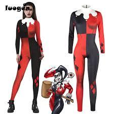 Asylum Halloween Costumes Cheap Joker Halloween Costumes Aliexpress