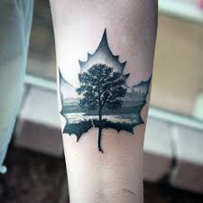 canadian maple leaf for maple