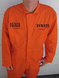 Big Tall Halloween Costumes 5x Big U0026 Tall Inmate Prison Halloween Costume 2x 3x 4x 5x Ebay