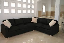 Black Fabric Sectional Sofas Best Black Fabric Sectional Sofas Images Liltigertoo