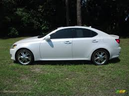 lexus dealership panama city fl 2008 lexus is 250 in starfire white pearl 074988 jax sports