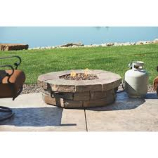 Bond Propane Fire Pit Bond Clearwater 42 In Gas Fire Pit 67481 Do It Best