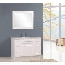 single vanities 48 to 60 inches single vanities