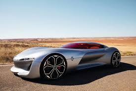 renault trezor interior renault trezor wins most beautiful concept car award