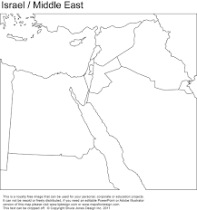 outline map middle east world regional printable blank maps royalty free jpg throughout