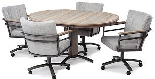 chromcraft table and chairs chromcraft revington douglas buys new furniture facility