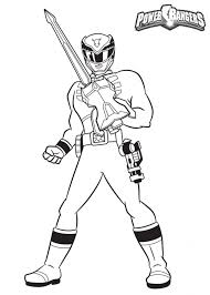 power rangers samurai coloring pages related