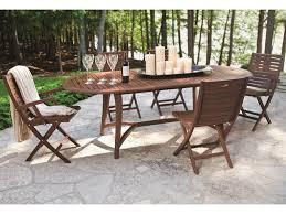 Jensen Outdoor Furniture Jensen Leisure Topaz Butterfly Oval Extension Table Becker