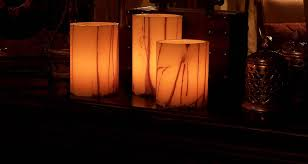 electric candles candle holders hurricane candles rechargeable