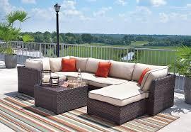 renway modular outdoor sectional set outdoor seating furniture