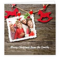 christmas cards upload photo christmas lights card and decore